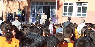 Okullar Açıldı Cumhuriyet io'da 21.09.2010