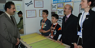 Tokat TÜBİTAK Yarışmaları 26-28.04.2008