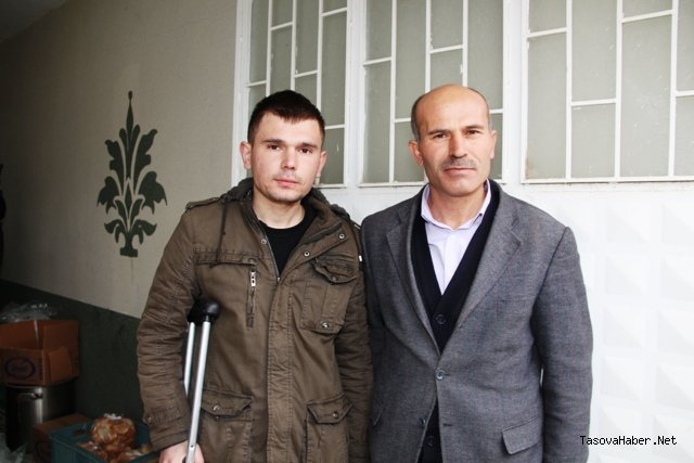 Kayseri Şehitleri ve Gazi Oğlu İçin Mevlit Okuttu