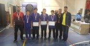 Atatürk Ortaokulu Dart Müsabakalarında Türkiye Finali'nde