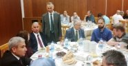 Ankara'da Yaşayan Taşovalılar İftarda Buluştu