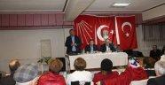 CHP Bilgilendirme Toplantısı Düzenledi