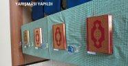 Liseli Öğrenciler Kuran-ı Kerim'i Güzel Okuma Yarışması Yapıldı