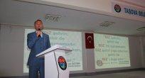 BAŞKAN ÖZTÜRK'TEN  2. YIL DEĞERLENDİRMESİ