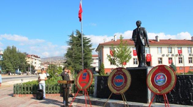 Taşova'da 30 Ağustos Zafer Bayramı Kutlandı