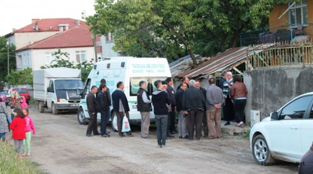 Taşova'da şüpheli ölüm