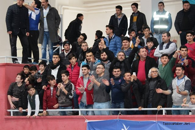Taşova Hentbol Taraftarı Ankara'ya  Çıkartma Yapacak