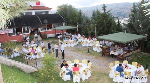 Taşova'da Amasya Tso'dan İftar