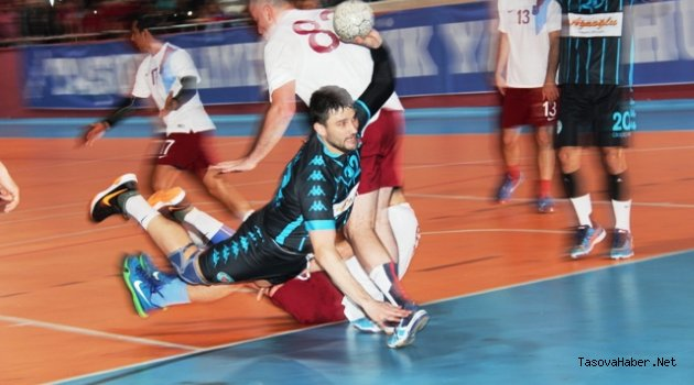 Trabzon Spora Diş Geçiremedik