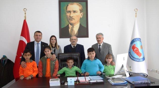 Türkiye Cumhuriyetinin 96. Yılı
